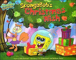 SpongebobsChristmasWishCover