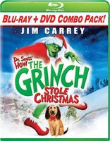 LiveActionGrinch Bluray