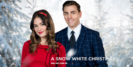 White Christmas Snow.A Snow White Christmas 2018 Christmas Specials Wiki