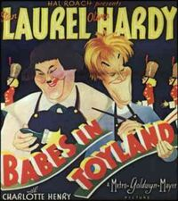 L&H Babes in Toyland 1934