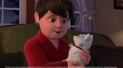 """Elf Pets A Fox Cub's Christmas Tale"" Trailer"