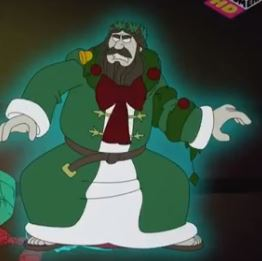 Image - Ghost of Christmas Present (Be Cool, Scooby-Doo).JPG | Christmas Specials Wiki | FANDOM ...