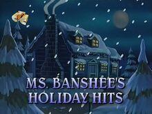 MsBansheesHolidayHits