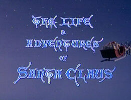 The Life and Adventures of Santa Claus (1985)