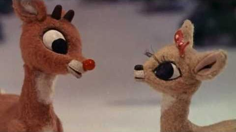 """""""THERE'S ALWAYS TOMORROW"""" Song From The RUDOLPH THE RED-NOSED REINDEER Movie"""