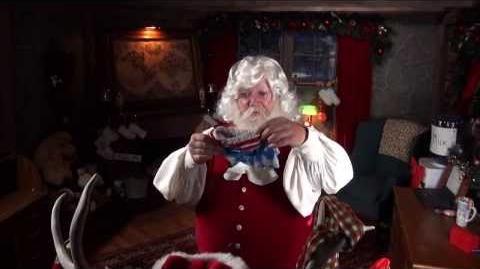 Santa Snooper Webcam Video- Santa Vs. The Jack-In-The-Box