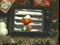 Elmo On TV