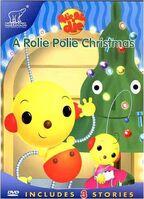 Rolie Polie Olie A Rolie Polie Christmas DVD