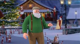 """Here At The North Pole"" from the Elf Pets Arctic Fox Animated Special"