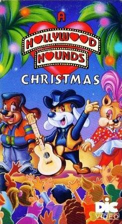 HollywoodHoundsXmas VHS