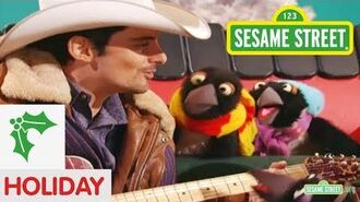 Sesame Street Jingle Bells with Brad Paisley and Grover