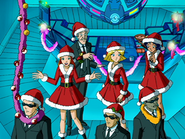 Totally Spies Xmas Party