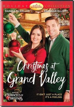Christmas at Grand Valley DVD