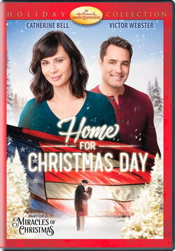Home for Christmas Day DVD