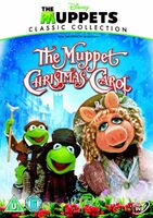 MuppetChristmasCarol UK DVD 2012