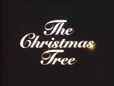 The Christmas Tree 1991.The Christmas Tree 1991 Christmas Specials Wiki Fandom