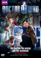 Doctor Who The Doctor, The Widow and The Wardrobe US DVD