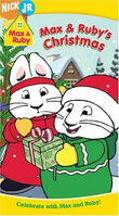 Max & Ruby Max & Ruby's Christmas VHS