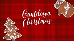 Countdown to Christmas 2017 logo