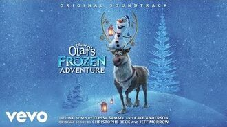 "When We're Together (From ""Olaf's Frozen Adventure"" Audio Only)"