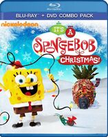 Its A SpongeBob Christmas Bluray