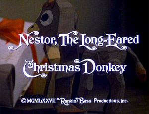 Nestor, the Long-Eared Christmas Donkey | Christmas Specials Wiki ...