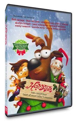 Holidaze DVD