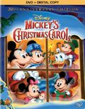Mickey's Christmas Carol DVD 2013