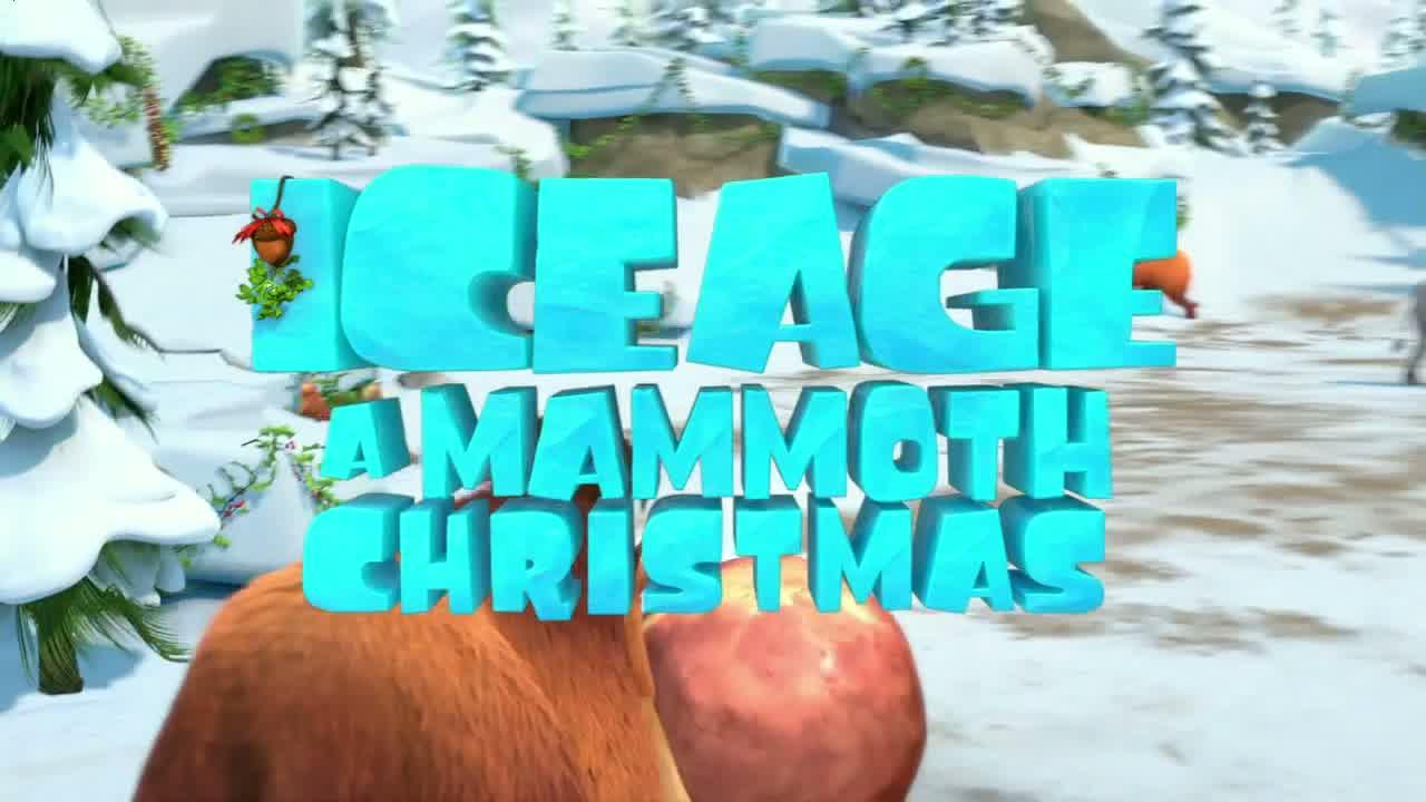 Ice Age A Mammoth Christmas.Ice Age A Mammoth Christmas Christmas Specials Wiki