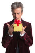 DW The Husbands of River Song Twelfth Doctor