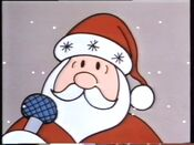 Father Christmas in Mr Men