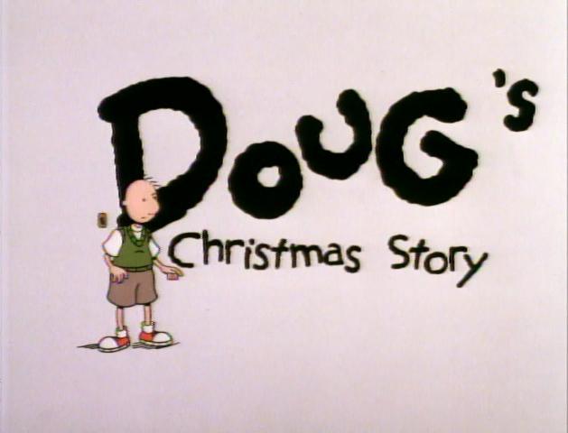 Doug Christmas Story Vhs.Doug S Christmas Story Christmas Specials Wiki Fandom