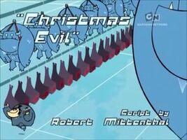 Christmas Evil (Robotboy)
