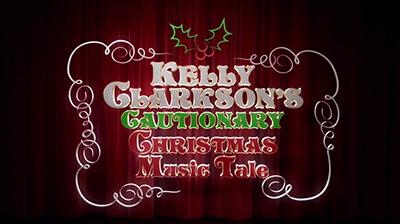Kelly Clarkson\'s Cautionary Christmas Music Tale | Christmas ...