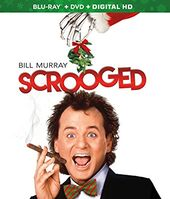 Scrooged Bluray 2017