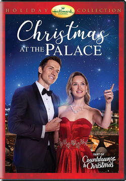 Christmas at the Palace DVD