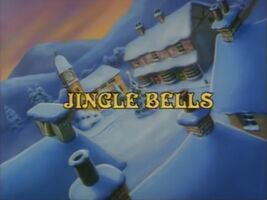 Jingle Bells 1992 title card