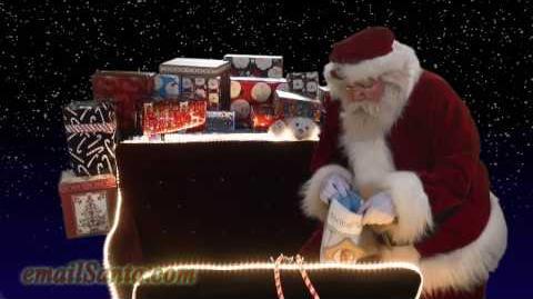 🎅 Santa loves a baby Christmas! 09 30 SCT*