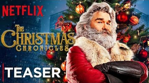 The Christmas Chronicles Teaser HD Netflix