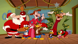 Woody Woodpecker Christmas
