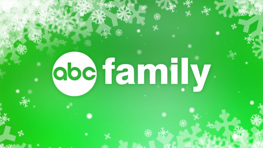 image abc family christmas logo png christmas specials wiki