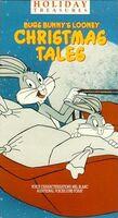BugsBunnysXmasTales VHS