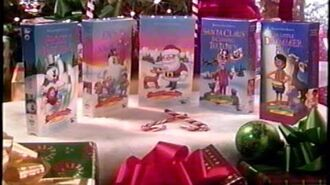 Christmas Classics Series - Family Home Entertainment (1993) Promo (VHS Capture)