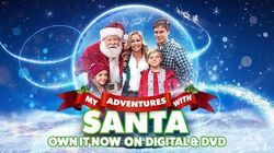 My Adventures With Santa Trailer Own it now on DVD, & Digital