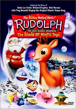 Rudolph & the Island of Misfit Toys