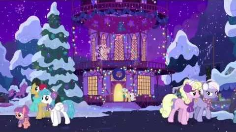 MLP FiM Special Music The True Gift of Gifting (part 2) HD