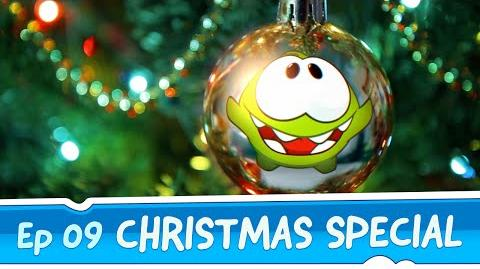 Om Nom Stories- Christmas Special (Episode 9, Cut the Rope)