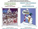 Santa Claus is Comin' to Town and Frosty the Snowman: The Original Television Soundtrack Recordings
