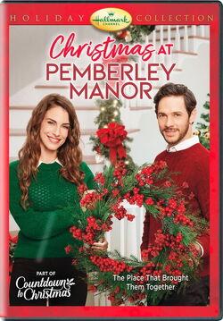 Christmas at Pemberley Manor DVD