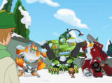 Christmas in July (Transformers Rescue Bots)